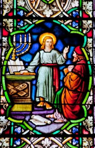 Jesus Teaching in the Temple.  copyright Can Stock Photo, Inc./BillPerry