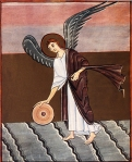Angel with Millstone